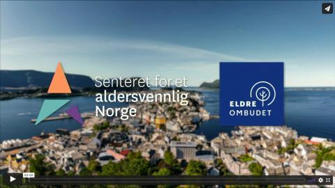 Senter for et aldersvennlig Norge